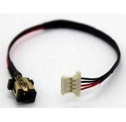 CONNECTEUR DC JACK + CABLE ACER Aspire R7-371T, S3-392, S3-392G - 50.MDMN1.004 DD0ZS8AD001