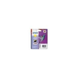 CARTOUCHE EPSON JAUNE R265/RX560/RX360 - 8ML