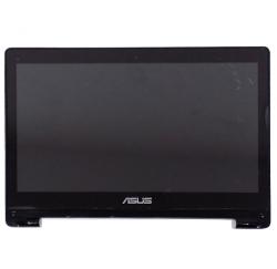 ENSEMBLE ECRAN LCD + VITRE TACTILE + CADRE ASUS TP300 TP300L TP300LA HB133WX1-402