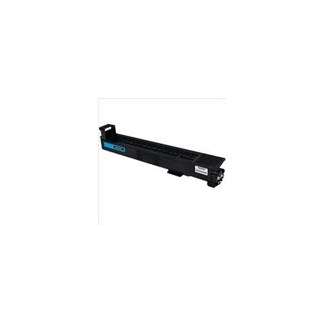 TONER COMPATIBLE CYAN HP Color LaserJet Enterprise M855dn M855x M855xh - CF311A 31500 Pages - 826A