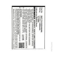 BATTERIE NEUVE COMPATIBLE Acer Liquid z630 z630s KT.0010S.018 BAT-T11 3200mah