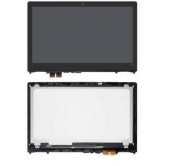 ENSEMBLE ECRAN LCD + VITRE TACTILE NEUVE + CADRE IBM LENOVO YOGA 510-15ISK, 510-15ISK