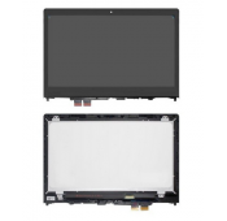 ENSEMBLE ECRAN LCD + VITRE TACTILE IBM LENOVO YOGA 510-14IKB Version IPS