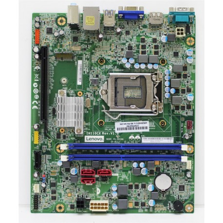 CARTE MERE OCCASION IBM Lenovo ThinkCentre S510 00XK027 SPP0G97892 LGA1155 IS7XM REV:1.0