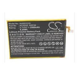 BATTERIE ARCHOS A55 Helium - AC55HEP 3.7V 2400mah
