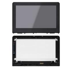 ENSEMBLE ECRAN LCD + VITRE TACTILE HP STREAM X360 11-AB - 794293-001 795761-001