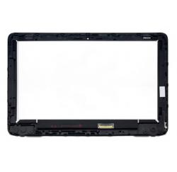 ENSEMBLE ECRAN LCD + VITRE TACTILE + CADRE HP Chromebook 11x360 G1 EE, Stream X360 11-AE - 928588-001