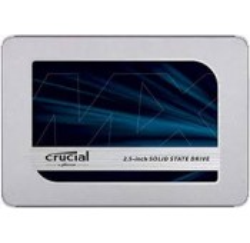 DISQUE DUR SSD CRUCIAL SATA 500GB MX500 - CT500MX500SSD1