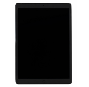 "COQUE ARRIERE NOIRE APPLE Ipad Pro 12.9"" - A1584 A1652 Version WIFI"