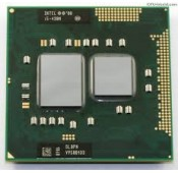 CPU OCCASION INTEL Core i5-430M 2.267Ghz SLBPN