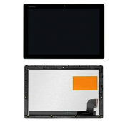 ENSEMBLE ECRAN LCD + VITRE TACTILE + CADRE IBM LENOVO Miix 520-12IKB