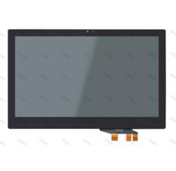 ENSEMBLE VITRE TACTILE + ECRAN LCD MEDION Akoya S6217t MD99036 MD99051-