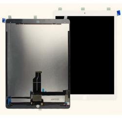 ENSEMBLE ECRAN LCD + VITRE TACTILE CADRE BLANC APPLE IPAD pro 12.9'' model A1584 A1652