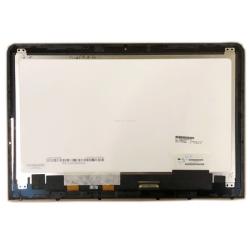 ENSEMBLE VITRE TACTILE + ECRAN LCD + CADRE HP ENVY 13-AB - 909632-001