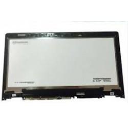 ENSEMBLE VITRE TACTILE + ECRAN LCD + CADRE IBM LENOVO Yoga 3 14 80JH 5DM0G74715