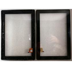 VITRE TACTILE + CADRE IBM LENOVO IdeaPad Miix 310-10icr 80sg