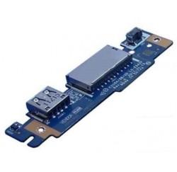 CARTE FILLE LECTEUR DE CARTE, USB IBM LENOVO Ideapad 320S-14IKB - LS-E542P