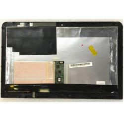 ENSEMBLE ECRAN LCD + VITRE TACTILE + CADRE IBM LENOVO ThinkPad Tablet Helix 00hm806 04X0374