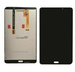 ENSEMBLE ECRAN LCD + VITRE TACTILE SAMSUNG Galaxy SM-T280 Tab 7.0 Wifi Noir