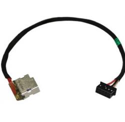 CONNECTEUR DC JACK + CABLE HP Omen 15-CE000 15-CE 15-DC - 200W CBL00816-0190