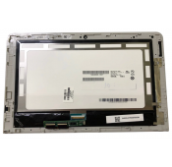 ENSEMBLE ECRAN LCD + VITRE TACTILE +CADRE Blanc HP X2 10-P