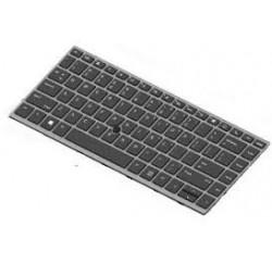 CLAVIER AZERTY RETROECLAIRE HP EliteBook 840 G5 G6 846 G5 745 G5 L14378-051