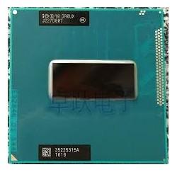 PROCESSEUR CPU i7-3630Qm 2.4GHz - Gar 3 mois