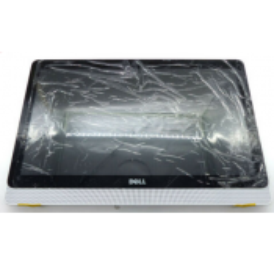 "DALLE TACTILE + CADRE BLANC Dell Optiplex 3045 3030 3048 - 19,5"" m195rtn01.0"