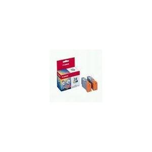 CARTOUCHE CANON COULEUR S200-200x-300-i250-320-350-450-455-475D-MPC190-200-360-370 - LOT DE 2