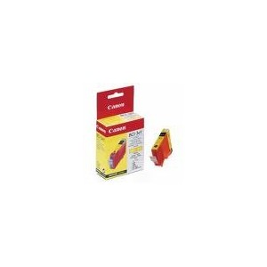 CARTOUCHE CANON JAUNE BJC 3000-6000-6200-6500-S400-450-500-600-630-750-4500-6300