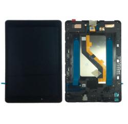 ECRAN LCD + VITRE TACTILE + CADRE NOIR SAMSUNG Galaxy Tab A 8.0 2019 T290 SM-T290