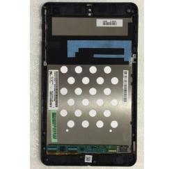 ENSEMBLE ECRAN LCD + VITRE TACTILE +CADRE LENOVO Thinkpad 8