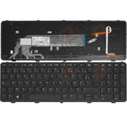 CLAVIER AZERTY HP Probook 60 G1, 655G1 - Rétroéclairé - 780170-051 787801-051