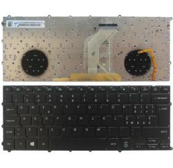 CLAVIER QWERTY SAMSUNG NP900X3C RETROECLAIRE