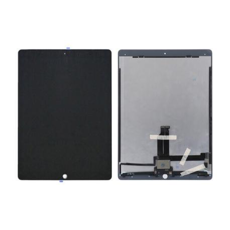 ENSEMBLE ECRAN LCD + VITRE TACTILE + COQUE NOIRE APPLE IPAD pro 12.9'' model A1584 A1652