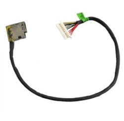 CONNECTEUR DC JACK + CABLE HP 15-EC - L72703-001 L71031-Y14