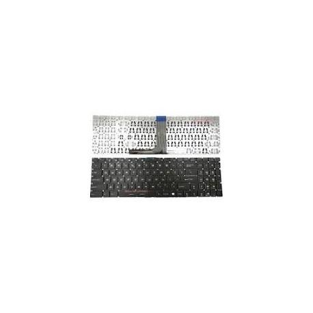 CLAVIER AZERTY MSI GP62 6QE