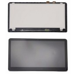 ENSEMBLE VITRE TACTILE + ECRAN LCD + CONTOUR HP Pavilion X360 15-BK- 1920x1080 Gar.6 mois