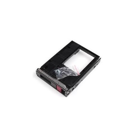 """CADDY HYBRIDE SSD 2.5"""" à 3.5"""" HP Proliant ML30 G10 Gen10"""