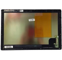 ENSEMBLE VITRE TACTILE + ECRAN LCD + CADRE LENOVO MIIX 510-12ISK