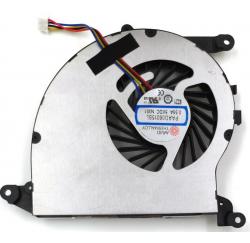 VENTILATEUR CPU MSI MS-14A2 GS40 GS43 6QD MS-14A1 GS40 6QE - PAAD06015SL-N351 - Version 4 Pins