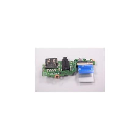 CARTE FILLE AUDIO USB POWER +CABLE HP X360 13-AE - DA0X33ABAE0 942831-001