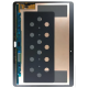 ENSEMBLE ECRAN TACTILE SAMSUNG Galaxy Tab S 10.5 SM-T800 - Marron