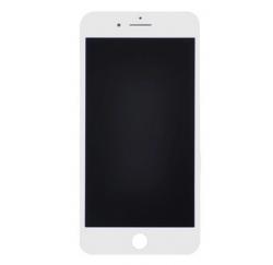 ECRAN LCD + VOTRE TACTILE +CADRE BLANC APPLE Phone 7 Plus, A1661, A1784 - Gar 6 mois
