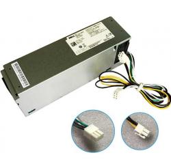 ALIMENTATION 260W DELL Optiplex 3060 - H7X3F 0H7X3F H260EBM-00 D260E001L Gar 6 mois