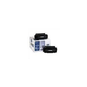 TONER HP NOIR LASERJET 2300 - Pack de 2 - Q2610D