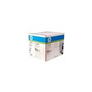 TONER HP NOIR LASERJET 2400/2410/2420/2430 - 2 x 12000 pages - Q6511XD