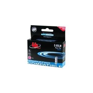 CARTOUCHE EPSON MAGENTA CLAIR COMPATIBLE R265/RX560/RX360 - 8ML