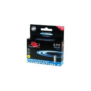 CARTOUCHE EPSON JAUNE COMPATIBLE STYLUS DX78