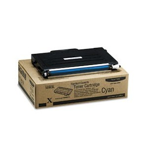TONER XEROX CYAN PHASER 6100 - 2000PAGES